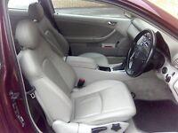 mercedes c180 coupe spares or repairs