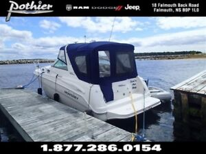 2004 Monterey Boats 20 882 WITH TENDER