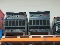 2x Miller Dimensions / 560A powersources/ Working / Just need moving
