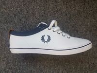 Fred Perry Trainers / Shoes / Footwear - Men / Boys - Size 6 - Brand New!