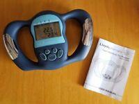 Hand held body fat monitor - BMI - Muscle fat, Lloydspharmacy