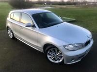 BMW 116I Sport 1.6L 5Dr In Mint Condition! FULL BMW SERVICE HISTORY/1 Year MOT/HPI Clear