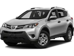 2015 Toyota RAV4 LE Sold Pending Delivery...One Owner, AWD an...
