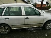 Skoda fabia comfort diesel estate car