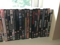 Various DVDs/Blu-ray