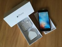 iPhone 6 16gb Space Grey Locked to 02 or GiffGaff in Fantastic Condition