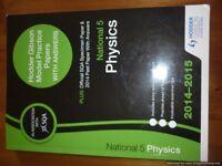 N5 and Higher Study Books