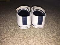 Infant Lacoste Trainers