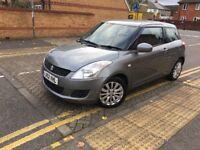 2012 Suzuki Swift 1.2 SZ3 Petrol Low Mileage Full Service History Smooth Drive £30 Road Tax Per Year