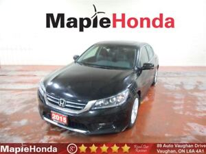 2015 Honda Accord EX-L| Remote Starter, Leather, Backup Cam!