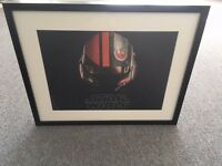 Star Wars Limited Edition Print