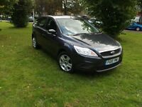 2010 ford focus style 1.6 TDCI LOW MILES 46k