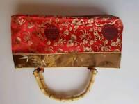 Chinese hand bag
