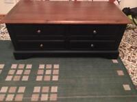 bryony storage coffee table brand new