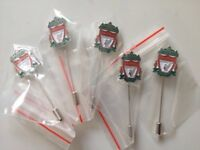 Liverpool football stick badges for sale