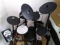 Roland td11-k electronic digital drum kit, only 3 months old as new