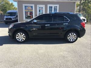 2010 Chevrolet Equinox 1LT LEATHER HEATED FRONT SEATS