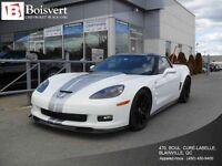 2013 Chevrolet CORVETTE ZR1 3ZR (1SE) ZR1/CUIR/NAV/BLUETOOTH