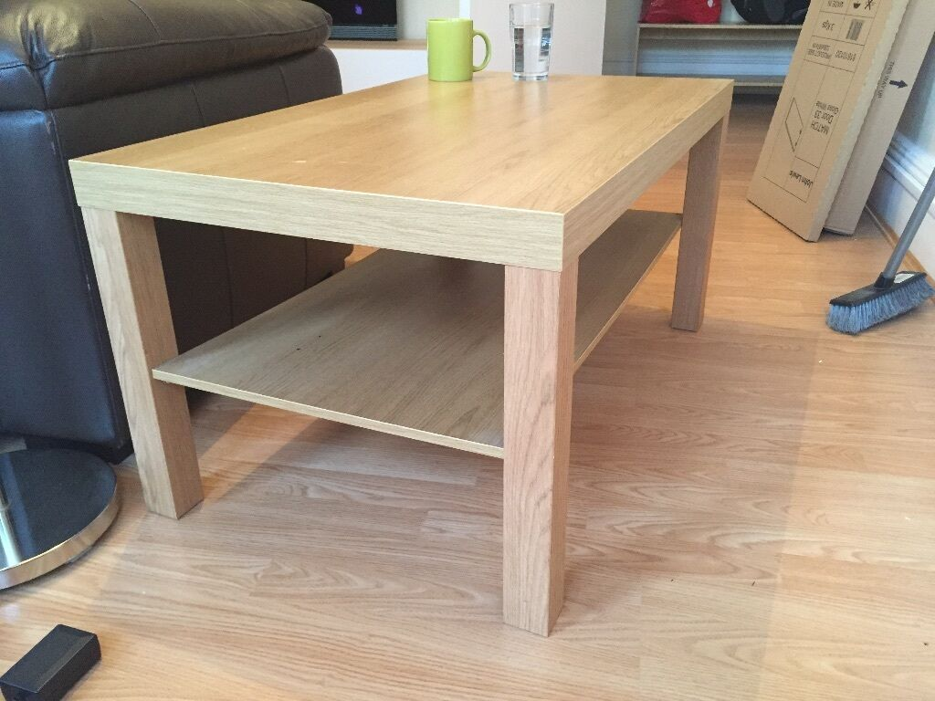 Ikea Lack Coffee Table Oak Effect No Longer Available From