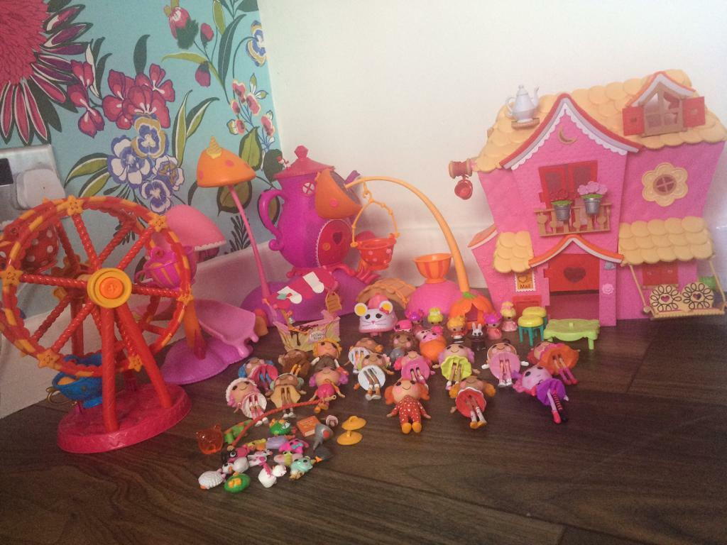 Lalaloopsy large bundle