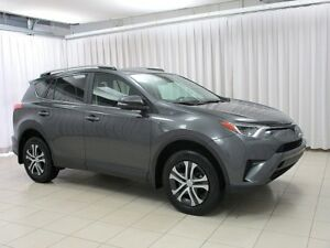 2017 Toyota RAV4 WOW! WHAT MORE DO YOU NEED!? LE AWD SUV w/ HEAT