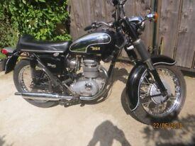 BSA Fleetstar 250 cc 1968