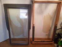 Large velux window perfect condition all flashing included 140cmx78xm