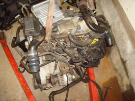 ford conect/focus 1.8 tdci 2004 engine complete as it came out with ecu,