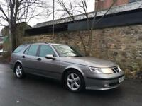 2003 Saab Estate 9-5 Vector arc Tid 2.2 Automatic Solid Motor 12 Months Mot
