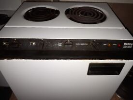 Bayb Belling Electiric Cooker Oven And Grill