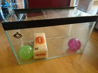 Fish or Hamster Tank, Terrarium, Aquarium for sale