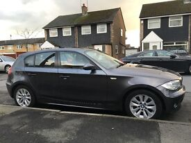 BMW 1 Series 118d 56 plate LOW MILEAGE!!