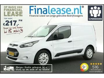 Transit Connect 1.6 TDCI L1H1 Trend Airco Cruise €217pm