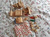 childrens doll house bits