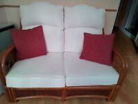conservatory two-seater sofa