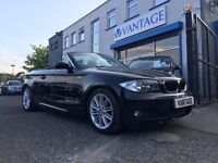 2008 BMW 1series 118i M Sport - Convertible - Low Rate Finance Available