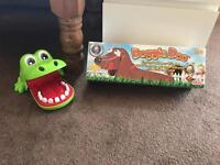 Crocodile dentist and doggie doo