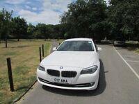 BMW 5 SERIES 520D SE AUTOMATIC 4 DOORS SALOON
