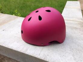 Micro scooter helmet (Pink)