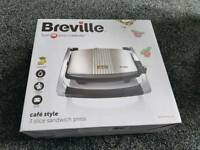 Breville 3 slice Sandwich Press