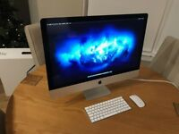 "iMac 27"" 5k Retina Intel i5 Quad Core- As New - Purchased May 2017"