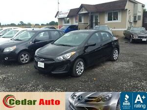 2013 Hyundai Elantra GT GL - FREE WINTER TIRE PACKAGE - With the