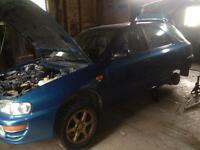 Subaru Impreza 2.0 Sport GL Breaking