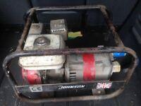 Honda 110 240 Generator £80