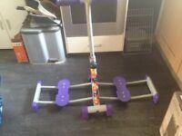 FREE leg master exerciser and ab circle