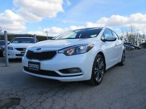 2014 Kia Forte EX / WELL MAINTAINED