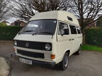 VW Campervan T25 - Excellent Bodywork and Engine, used for sale  Gloucester, Gloucestershire