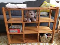 Wooden Shelf/Bookcase