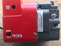 Riello RDB 2.2 Oil Fired Burner in Excellent Condition. 14.3-26.3Kw Output. Fully Overhauled