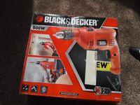 BLACK & DECKER Drill 500W, BRAND NEW IN BOX